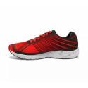 Zapatillas Brooks Asteria negro/rojo OI17 Hombre