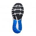 Zapatillas Brooks Ghost 10 azul/plata OI17 Hombre