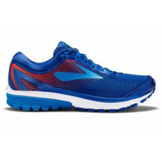 Zapatillas Brooks Ghost 10 azul/naranja OI17 Hombre