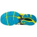 Zapatillas Mizuno Wave Rider 20 azul/blanco OI17