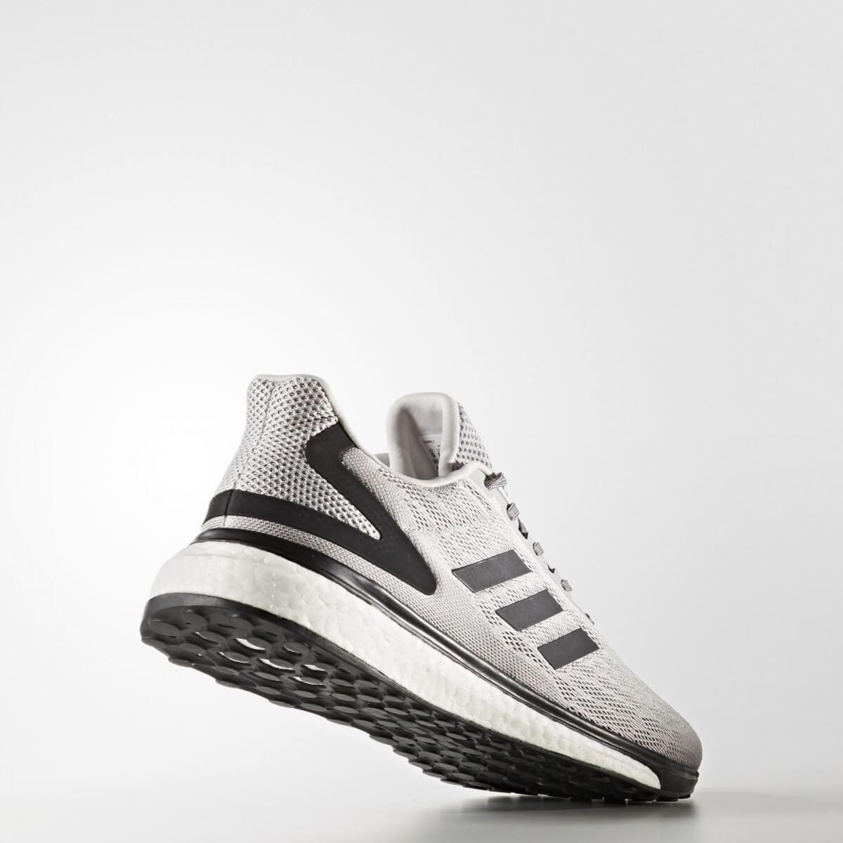 brand new 3e646 18881 ... Zapatilla Adidas Response Lite Hombre Gris y Negro OI17 ...