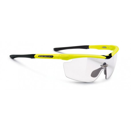 Gafas Rudy Project Genetyk Yellow fluo Gloss ImpactX Photochromic Clear