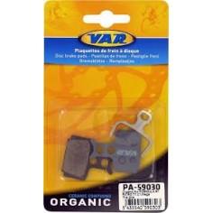 Pastillas de freno VAR orgánicas/cerámicas