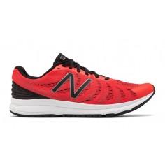 Zapatillas New Balance FuelCore Rush V3 rojo y negro PV18