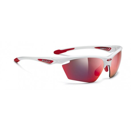 Gafas Stratofly White Gloss RPO Multilaser Red Rudy Project