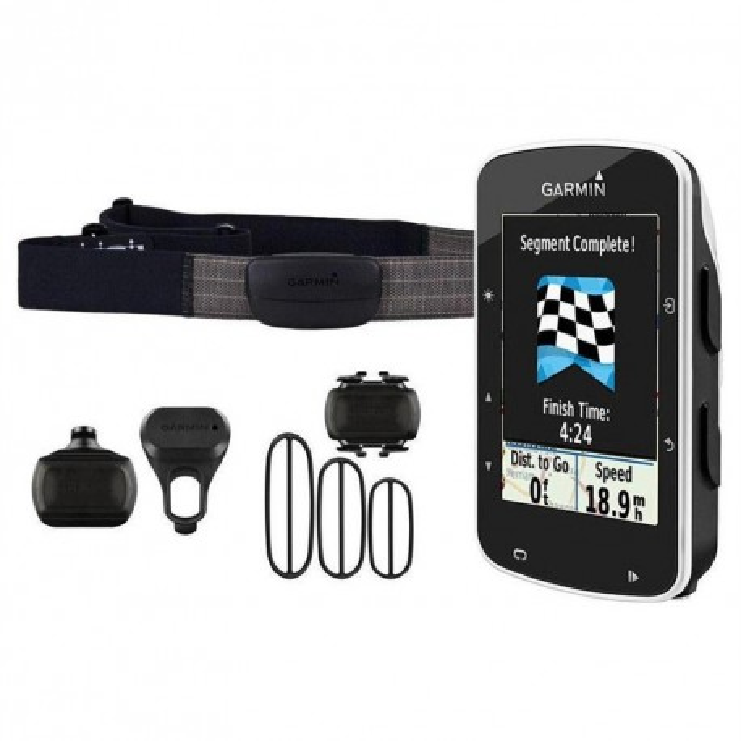 Ciclocomputador con GPS Garmin EDGE 520 PACK