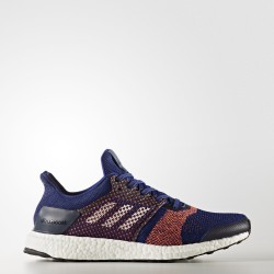 Adidas Ultra Boost Azul y naranja ST Hombre OI17