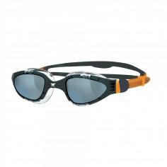 Gafas de natación AquaFlex negra/naranja Zoggs