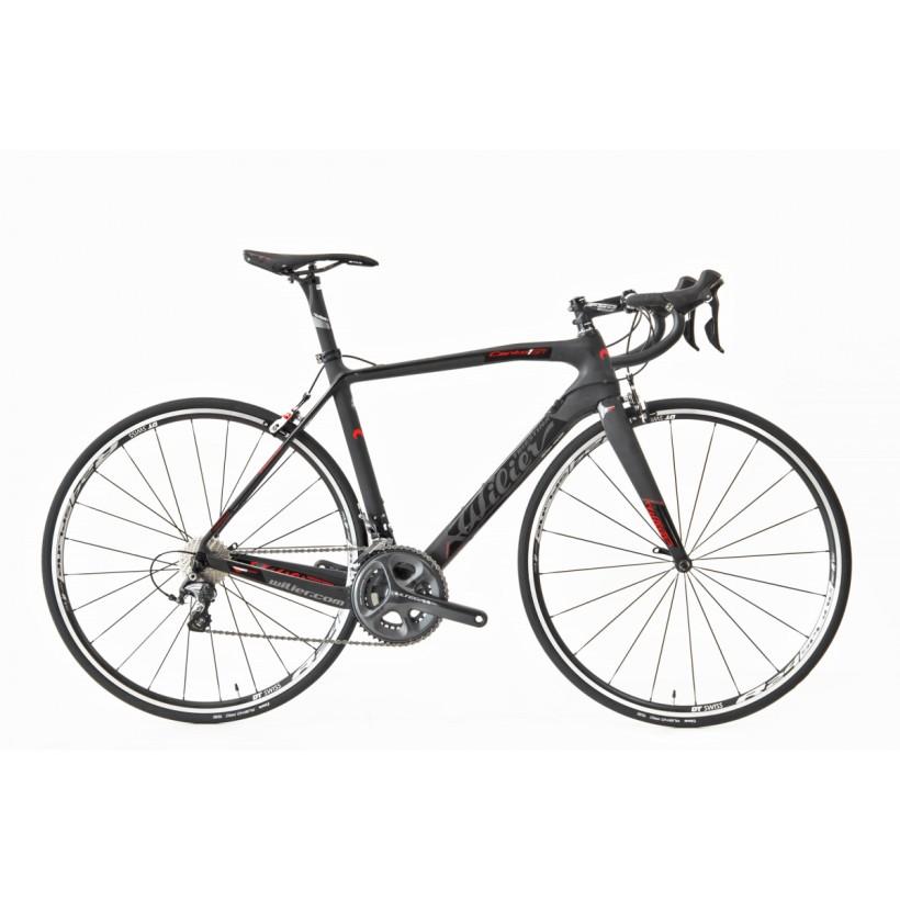 Bicicleta Wilier Cento 1 SR Ultegra 11v- DT Swiss R24