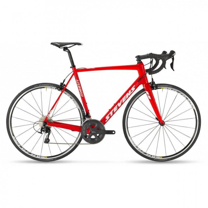 Bicicleta Stevens Izoard Shimano 105 11v