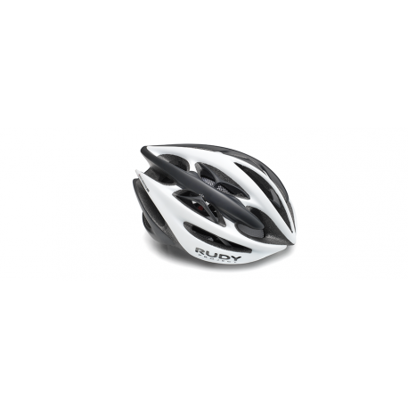 Rudy Project Sterling + Blaco Negro Mate Casco Ciclismo