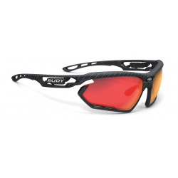 Gafas Fotonyk Rudy Project Carbonium Multi LS Red, Black Bumpers