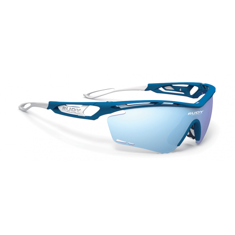 Gafas Tralyx Rudy Project Blue Metal Multilaser Ice