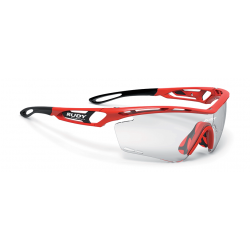 Gafas Tralyx Fire Red Gloss ImpactX 2 Black Photochromic Rudy Project