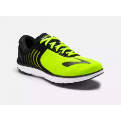 Zapatillas Brooks Pure Flow 6 Negro y Amarillo OI17