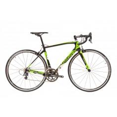 Wilier GTR 105 11v Verde fluor y negro