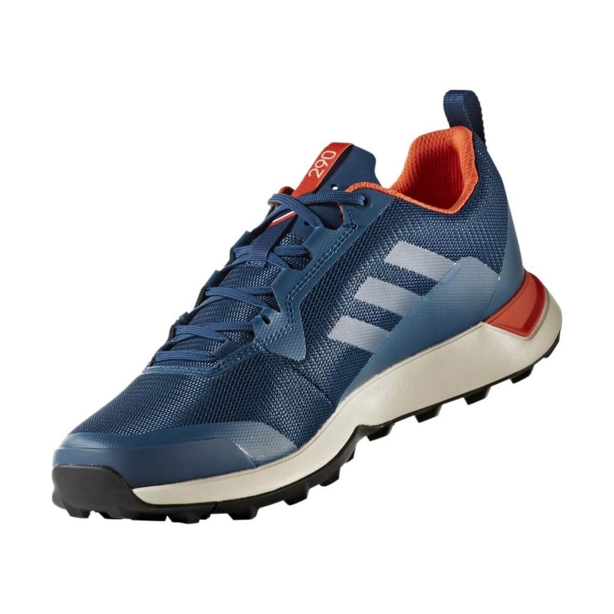 093bb465 Zapatillas Adidas Trail Terrex CMTK OI17 azul - 365 Rider