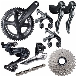 Shimano Ultegra R8000 Complete Group 2x11 from 2018