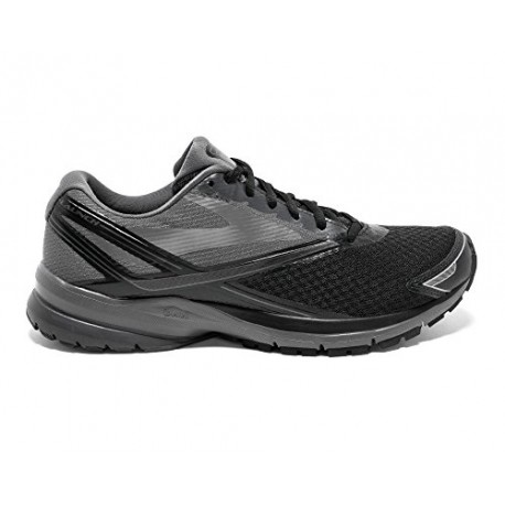 Brooks Launch 4 Black Anthracite Sneakers
