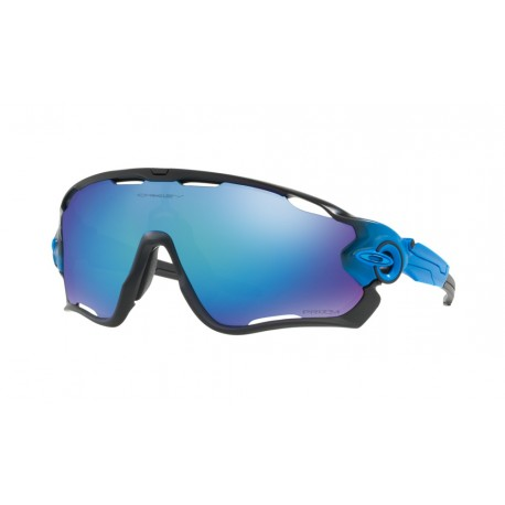 Gafas ciclismo Oakley Jawbreaker Lente Primz Polarized Shapphire fade collection