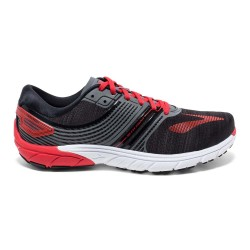 Zapatillas Brooks PureCadence 6 IO16 negro, gris y rojo