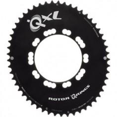 Plato Ovalado Rotor QXL Exterior Negro