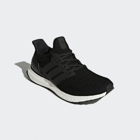 Adidas Ultra Boost Black Ss18 Man Running Shoes