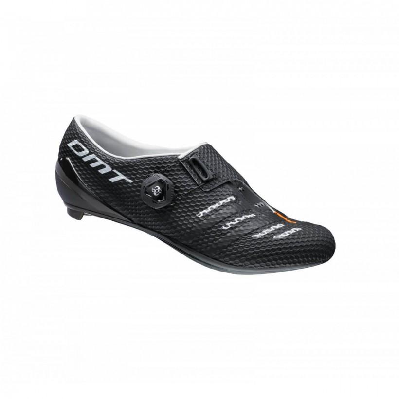 Zapatillas DMT DTR1 negra para triathlon