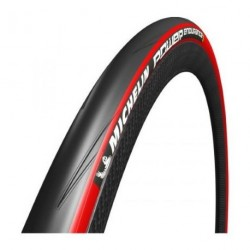 Michelin Power Endurance 700x23 Roja