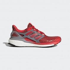 Zapatillas Adidas running Energy Boost Hombre IO17 rojo y gris