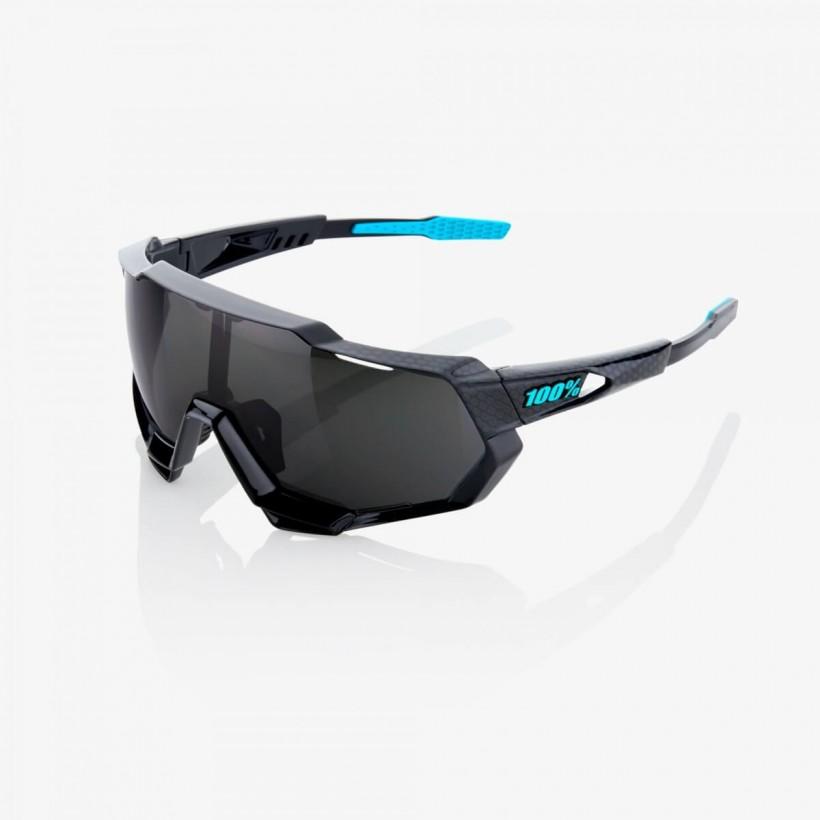 0b335e62fe Precio reducido Gafas ciclismo 100% Speedtrap lente espejo negra