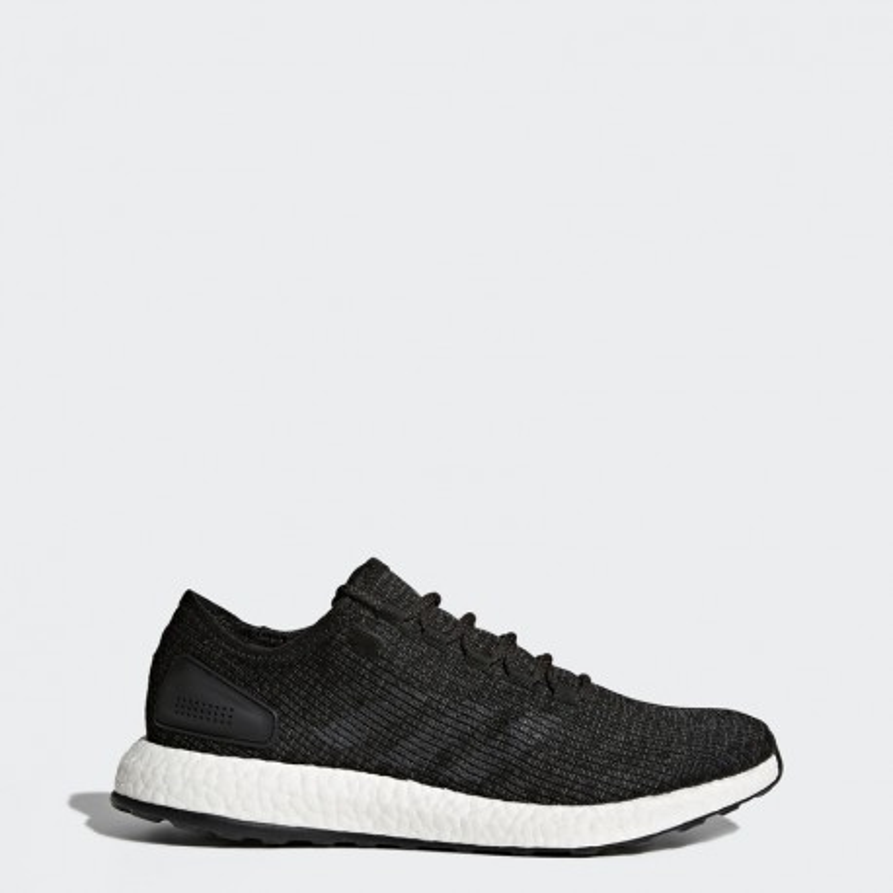 af66e81932226 Adidas PureBoost. Color negro. - 365 Rider