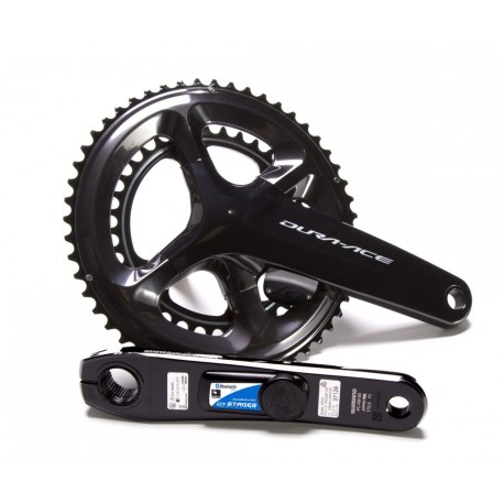 Medidor de Potencia Dual Stages Power LR Shimano Dura-Ace 9100