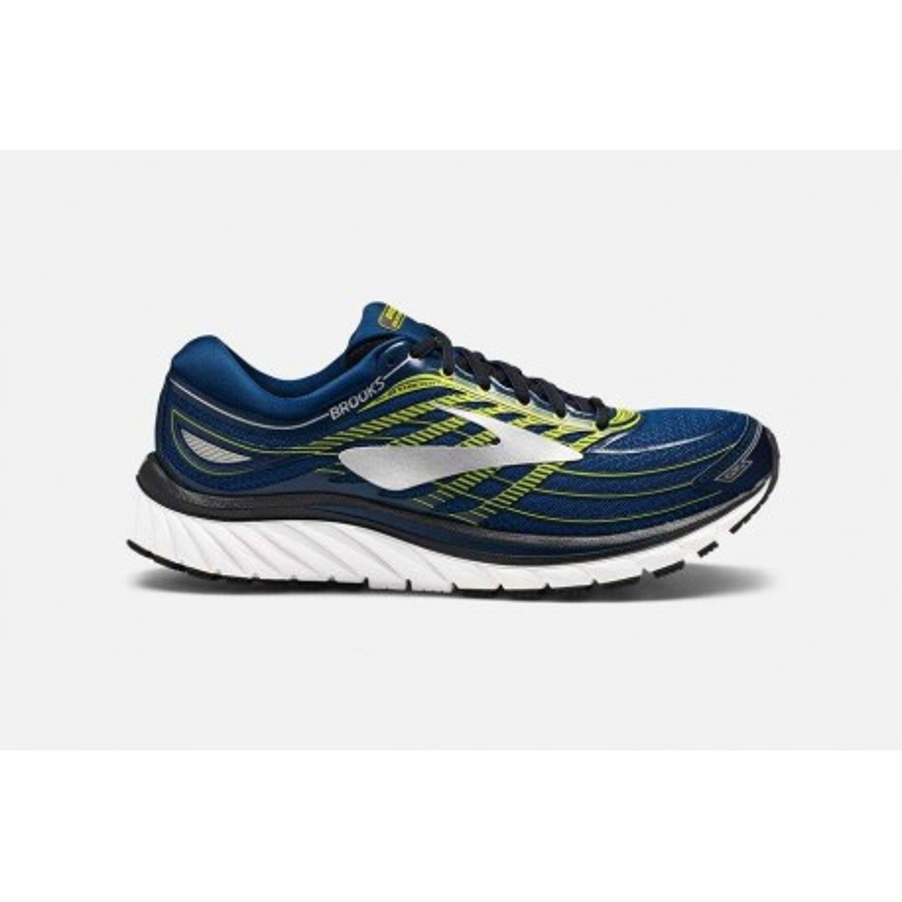 Zapatos azul marino Brooks Glycerin para hombre F2opSew