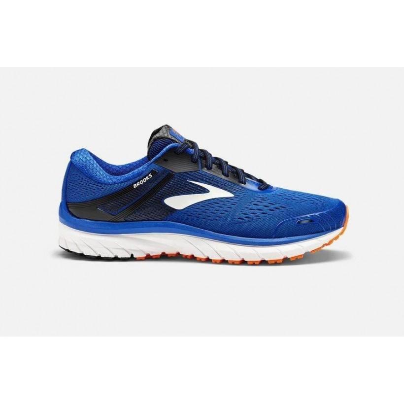 b638bcd2ce4 Brooks Men´s Adrenaline GTS 18 Blue Running Shoes