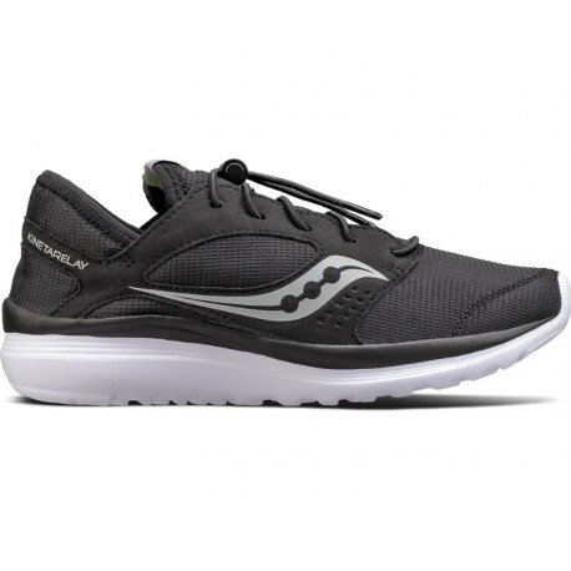 Saucony Kineta Relay Black Sneakers