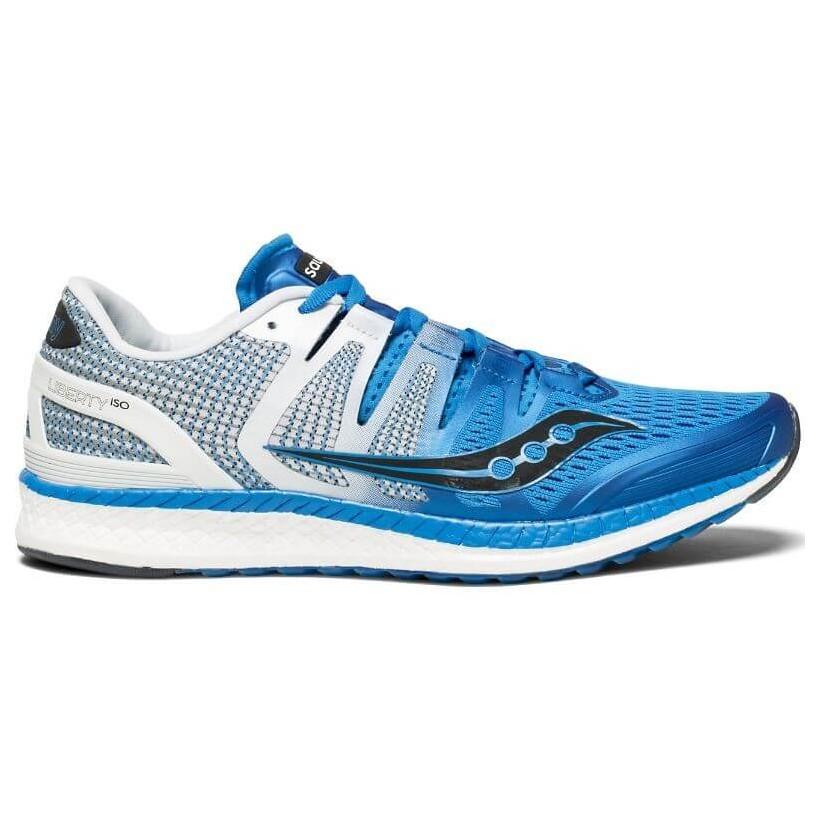 Zapatillas Saucony Liberty Iso azul/blanco PV18