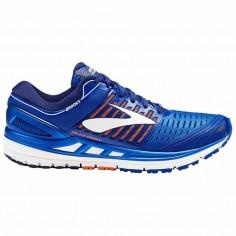 Zapatillas Brooks Transcend 5 Azul/Naranja/Blanco Hombre PV18