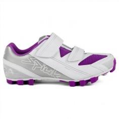 Zapatillas MTB Spiuk UHRA Blanco/Violeta