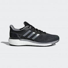 Zapatillas Adidas Supernova Negro y gris Hombre PV18