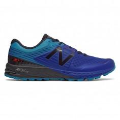 Zapatilla New Balance 910v4 Trail azul/negro PV18