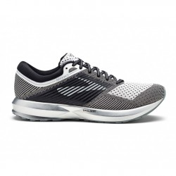 Zapatillas Brooks Levitate Blanca Negra PV18