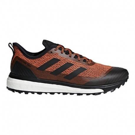 super popular 32006 57eb3 Zapatillas Adidas Response Trail NaranjaNegro Hombre PV18