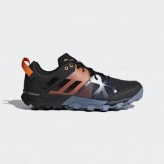 Zapatillas Adidas Kanadia 8.1 Trail Hombre PV18 Negro/Naranja