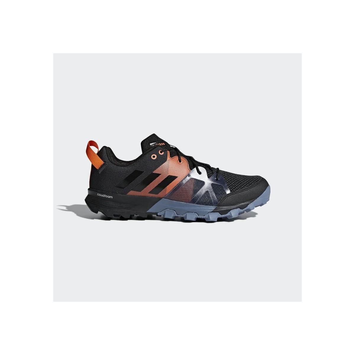 4ab46c0e Zapatillas Adidas Kanadia 8.1 Trail Hombre PV18 Negro/Naranja - 365 ...