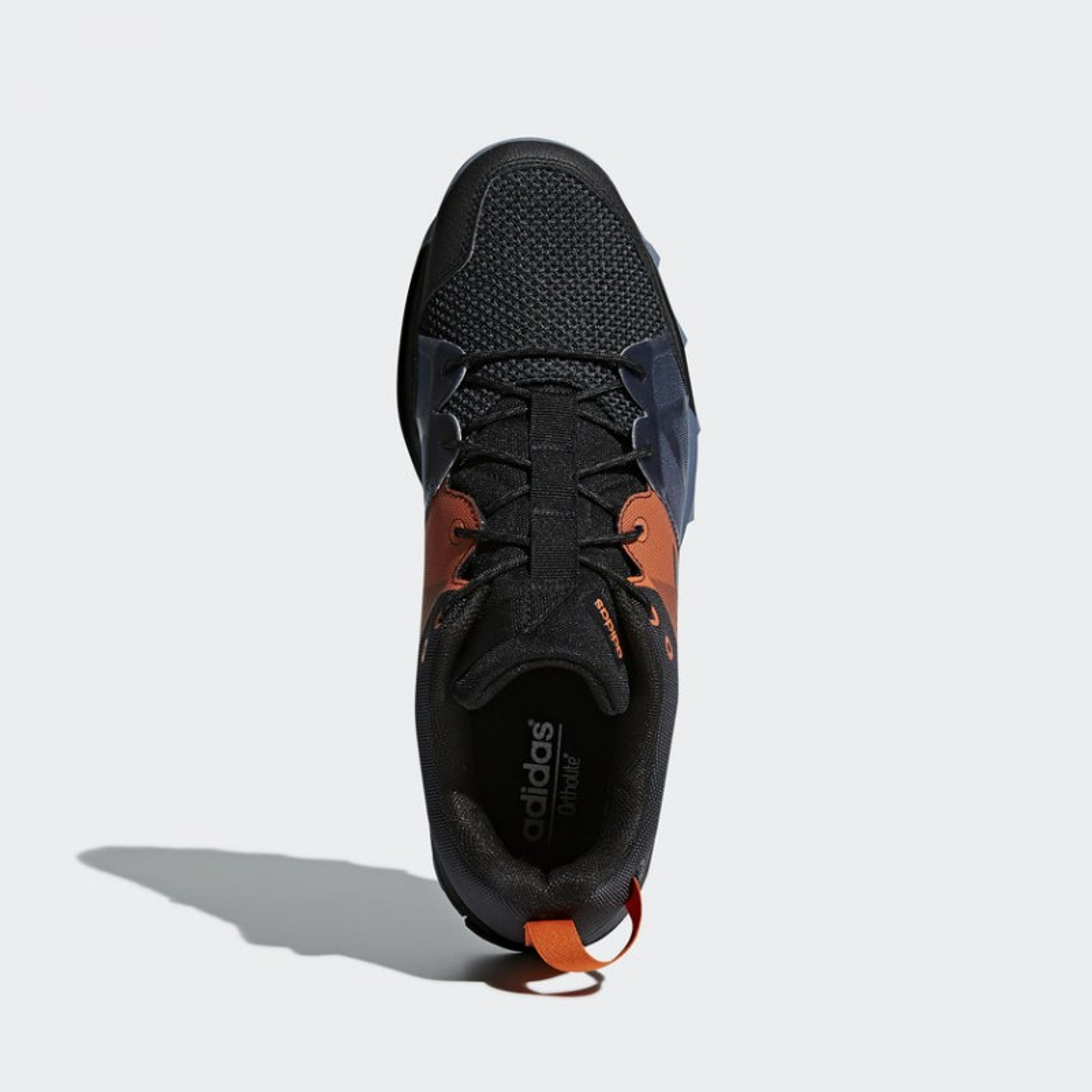 Verter Comedia de enredo deseable  Zapatillas Adidas Kanadia 8.1 Trail Hombre PV18 Negro/Naranja - 365 Rider
