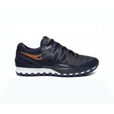 Zapatillas Saucony Xodus ISO 2 Azul marino y cobre Hombre PV18