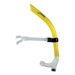 Tubo frontal FINIS Swimmer's Snorkel Amarillo