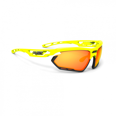 Gafas Fotonyk Rudy Project Amarillo Fluo Multilaser Orange