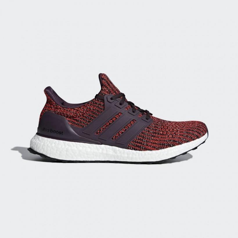 Adidas Ultra Boost rojo
